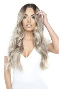 "Length 22"" hair extensions"