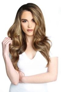 "Length 16"" hair extensions"