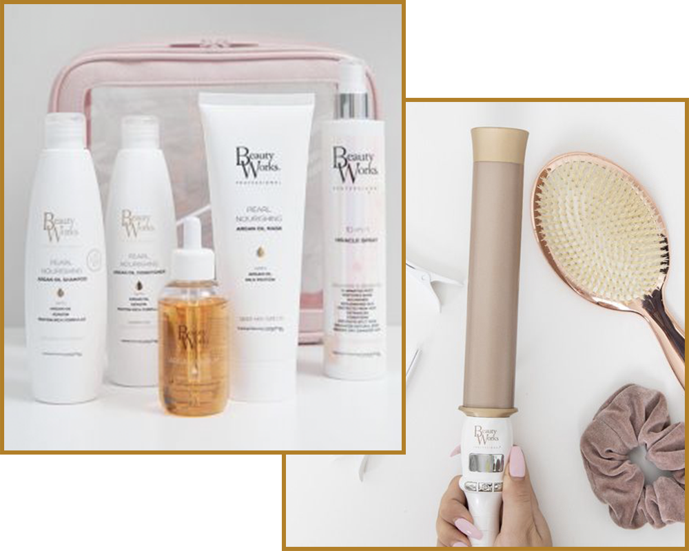 Hair extension aftercare products